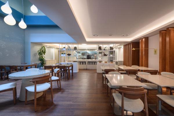 Meliá-Lisboa-Oriente—Restaurante